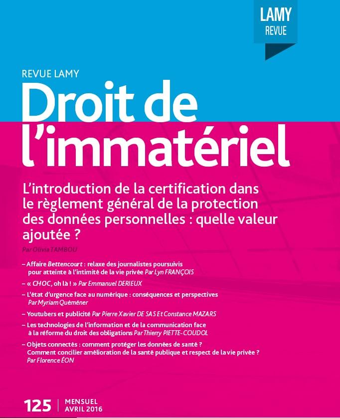 YouTuber, Twitcher, Streamers - Publicité et marketing des influenceurs - Lamy Droit de l'immatériel