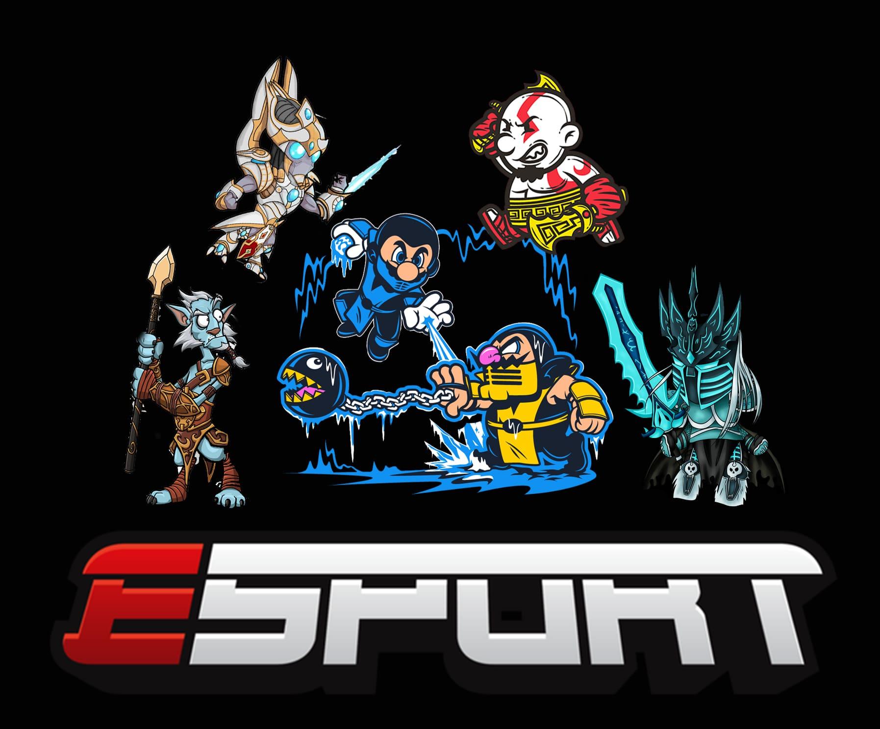 Esport & Publicité - Diffusion de compétition de jeux vidéo & sponsors