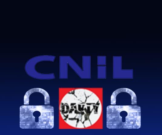 RGPD & Données personnelles : Darty condamné par la CNIL - 100 000 euros