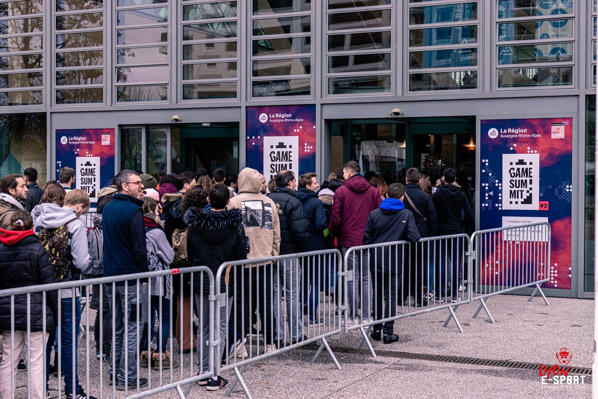Evènement Gaming Summit 2019 Lyon - Jeux vidéo & Esport
