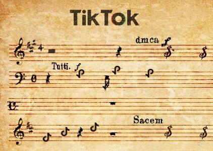 TikTok & Propriété intellectuelle : Contenus musicaux face au droit d'auteur