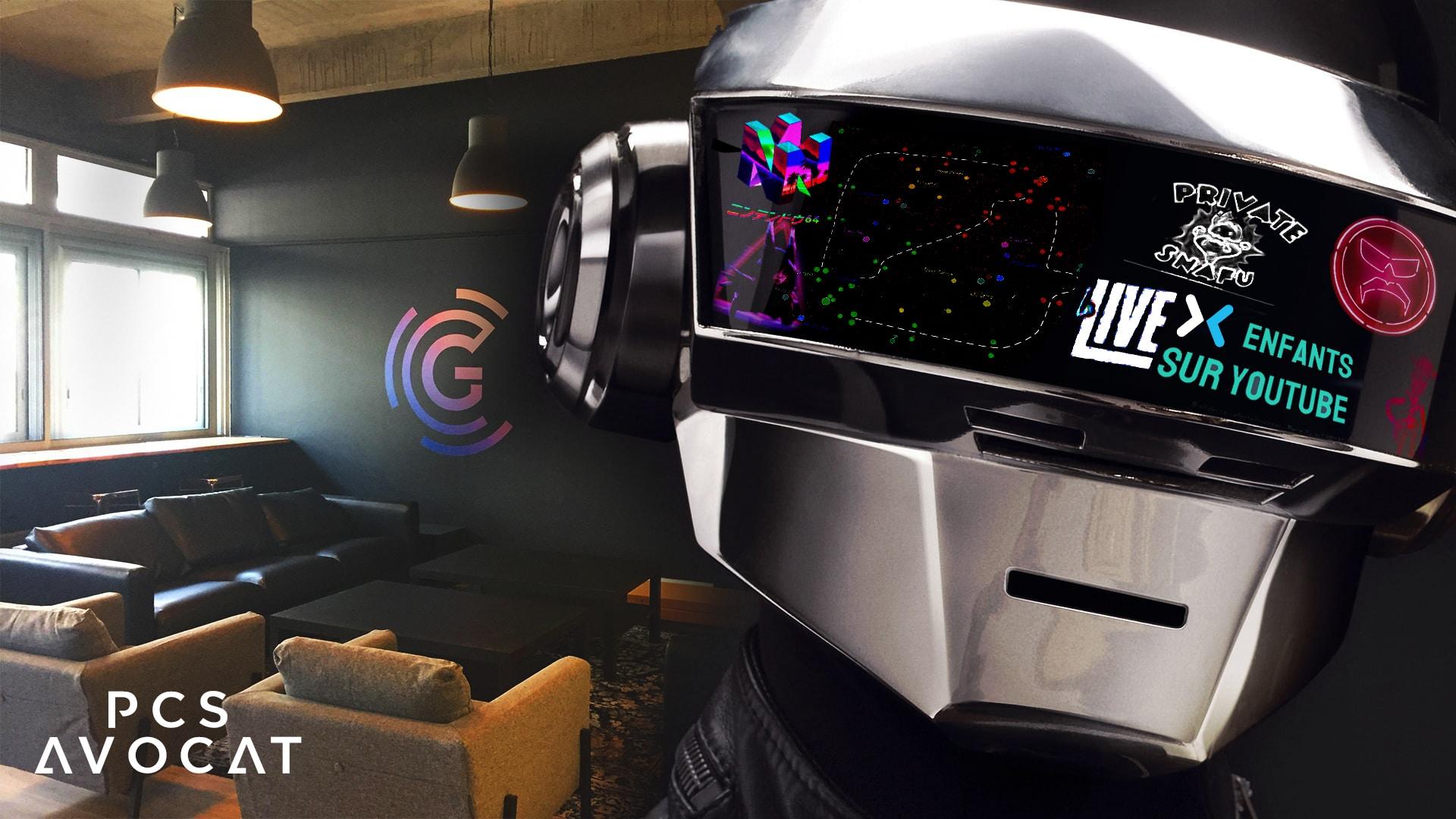 Droit Marketing Nouvelles Technologies, Gaming Campus PCS Avocat