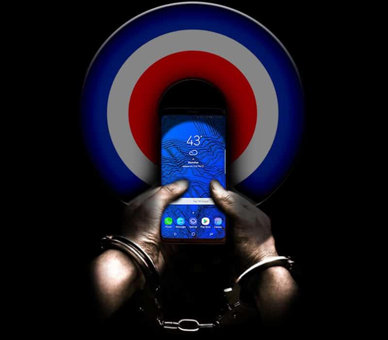 Droit des nouvelles technologies - Infraction pour refus de donner son téléphone - Sanction pénale
