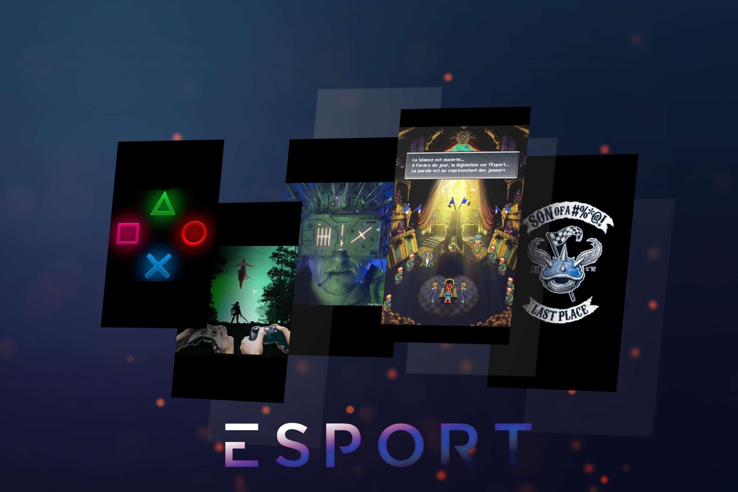 Esport & Compétitions de jeux vidéo - Contrats de joueurs esportifs - Clubs et équipes