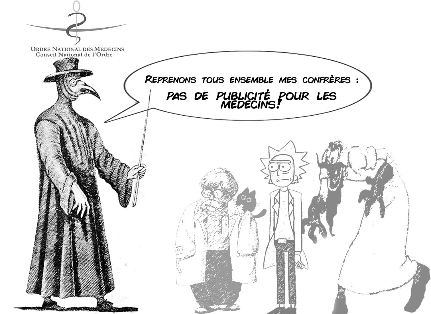 Lutte pour la publicité des médecins - Réglementation française et CJUE - Droit des nouvelles technologies et communication