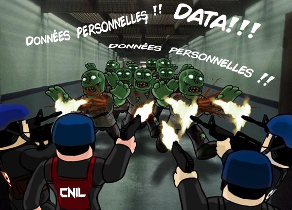 RGPD & CNIL - Collecte et traitement de données personnelles - Réglementation