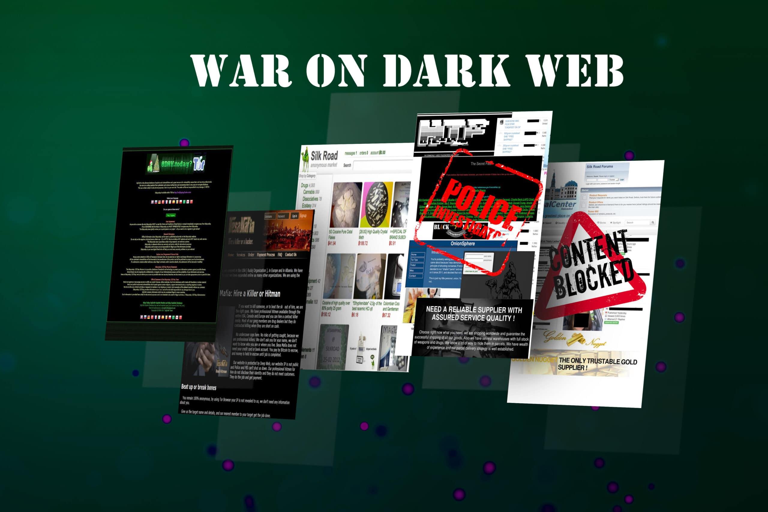 Dark Web et Dark Net - Cybercriminalité et droit des nouvelles technologies - NTIC et droit pénal