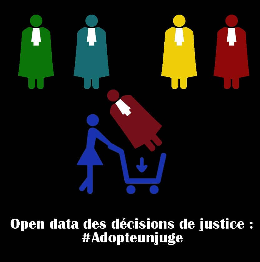 Open Data et décisions de justice - Législation et profilage de juges