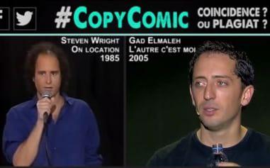 Plagiat, contrefaçon et hébergeurs de contenus - Gad Elmaleh contre Twitter - Droit d'auteur et propriété intellectuelle