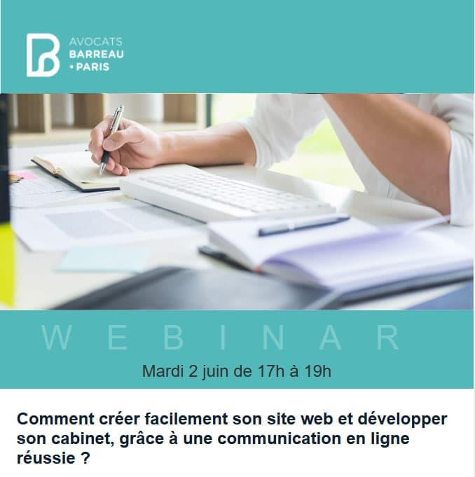 Barreau de Paris : Comment développer son cabinet par la communication en ligne?