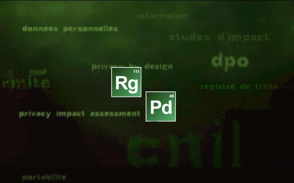 RGPD & CNIL - Obligations de protection des données - Collecte et traitements de données personnelles