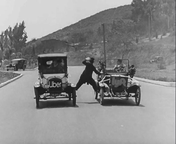 Plateformes d'intermédiation et société de transport - Uber Lyft - Droit du travail - Travailleur et Salarié