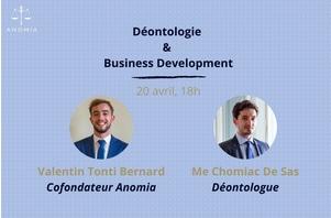 Formation Anomia - Publicité & règles de communication de l'avocat - Déontologie PCS Avocat